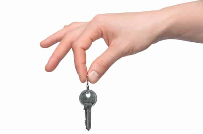 Master Key Systems Holding Keys