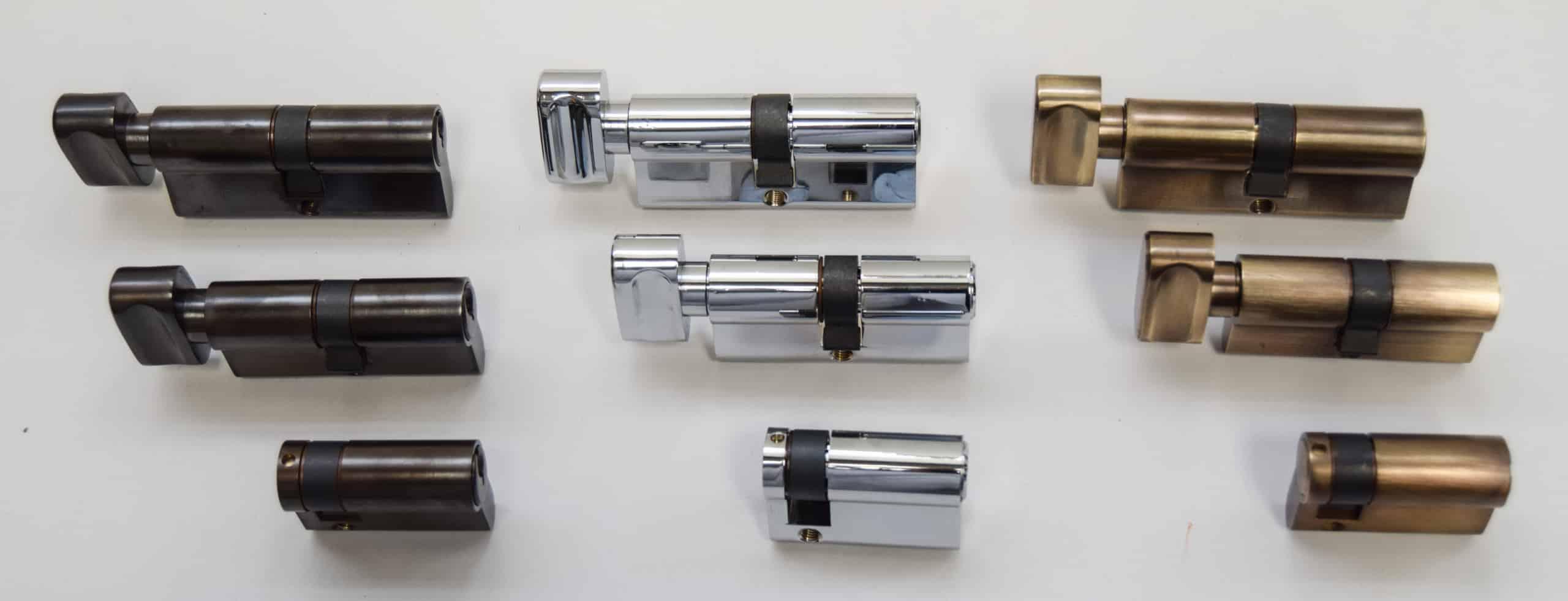 Master Key Systems Euro Cylinder Sizes