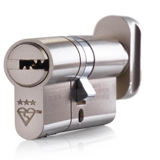 TS007 Euro Cylinder Master Key Systems