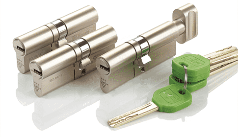 TS007 Euro Profile Master Key Systems
