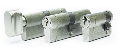 Adapta Prime Thumb Turn Euro Profile Master Key Systems