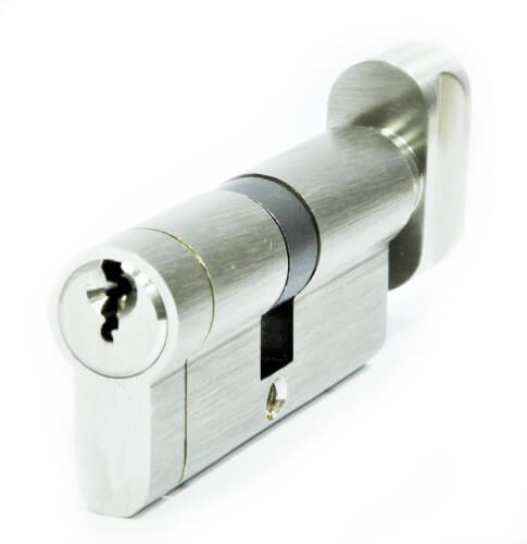 Silver Euro Cylinder Master Key Systems
