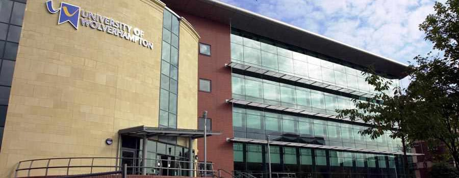 University of Wolverhampton Master Key Systems