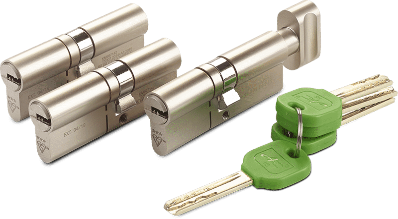 Master Key Systems Euro Profile for Landlords