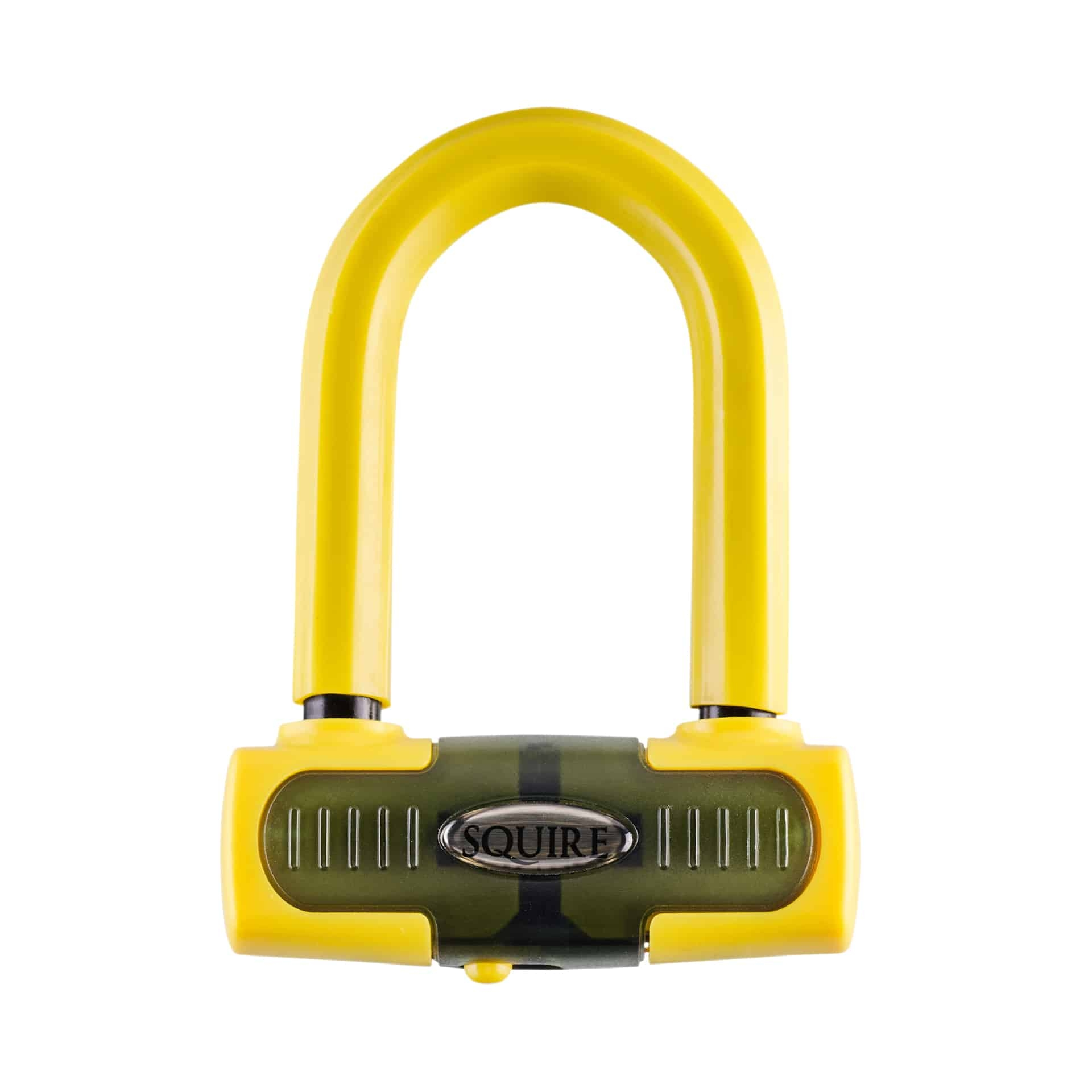 Squire Bicycle Lock EIGERMINI-YELLOW-A